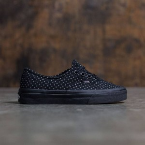 Vans Women Authentic (black / polka dot)