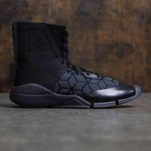 Adidas Y-3 Men Future Zip High (black / core black / utility black)