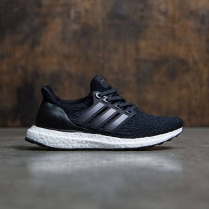 Adidas Big Kids Ultra Boost (black / core black / dark grey)