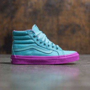 Vans Women SK8-Hi Slim - Pop Dots (blue / aqua / purple)