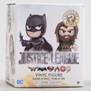 Funko DC Justice League Movie PDQ Mystery Minis Vinyl Figure - 1 Blind Box