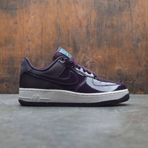 Nike Women Air Force 1 '07 Se Premium (port wine / port wine-space blue)