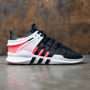 Adidas Men EQT SUPPORT ADV (black / core black / turbo red)