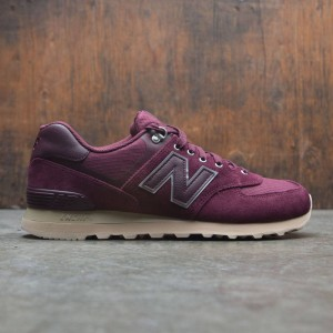 New Balance Men 574 Outdoor Activist ML574PKS (burgundy / chocolate cherry / sand)
