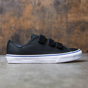 Vans Men Prison Issue - Suede (black)