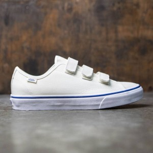 Vans Men Prison Issue - Suede (white / marshmellow)