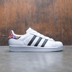 Adidas Women Superstar W (white / core black / gold metallic)