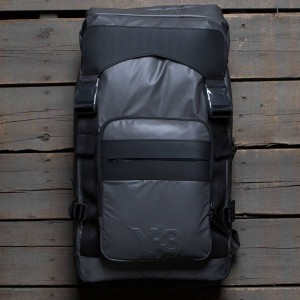38c483bc8acc Adidas Y-3 Ultratech Backpack (gray   reflective gray)