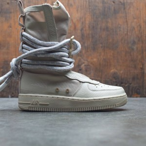 Nike Women Sf Air Force 1 Hi Boot (rattan / rattan-white)