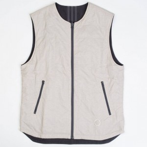 Adidas x Wings + Horns Men Gilet (brown / light brown / utility black)