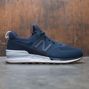 New Balance Men 574 Sport MS574EMB (navy / vintage indigo / galaxy)