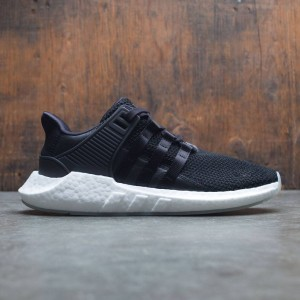 Adidas Men EQT Support 93/17 (black / core black / footwear white)