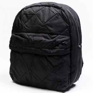 Stussy Women Barriers Quilted Backpack (black)