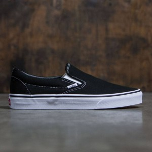 Vans Men Classic Slip-On (black)