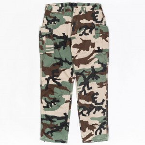 10 Deep Men Alpha Charlie Cargo Pants (camo / woodland)