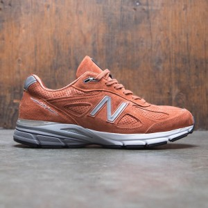 New Balance Men 990v4 M990JP4 - Made In USA (orange / jupiter)