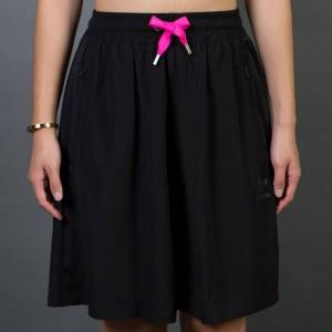 Adidas Women High Waist Shorts (black)
