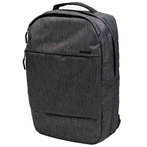 Incase City Compact Backpack (black / heather)
