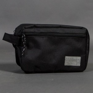 Hex Dopp Kit Bag (black)