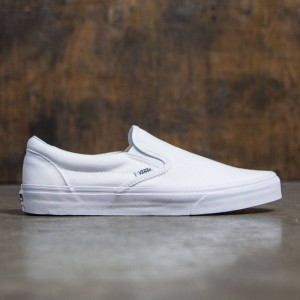 Vans Men Classic Slip-On (white / true white)