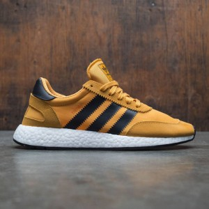 Adidas Men Iniki Runner (yellow / tactile yellow / core black / footwear white)