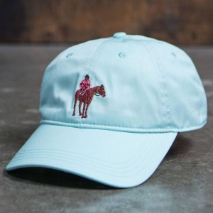 Billionaire Boys Club BB Pointer Snapback Cap (blue / yucca)