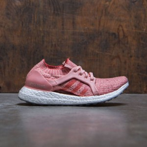Adidas Women UltraBOOST X (pink / trace pink / tactile red)