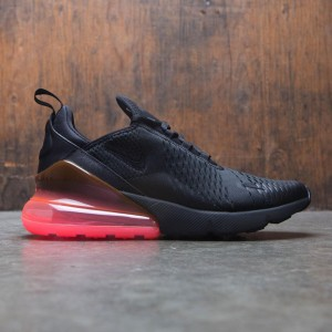 Nike Men Air Max 270 (black / black-hot punch)