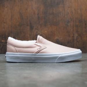 Vans Men Classic-Slip On - Leather (brown / mahogany)