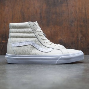 Vans Men SK8-Hi Reissue DX - Tumble Leather (black)