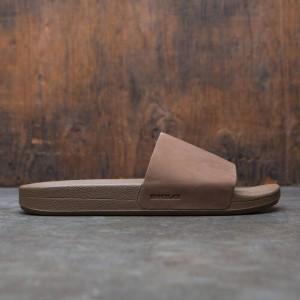 Brandblack Men Reza Slides (brown)