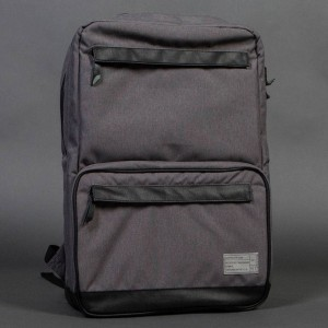 Hex Sneaker Backpack (gray / slate)