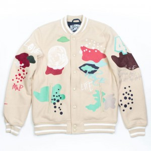 Billionaire Boys Club Men BB Mars Jacket (sand / angora)
