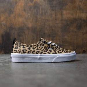 Vans Women Authentic - Leopard (brown / leopard)