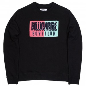 Billionaire Boys Club Men Classic Crew Sweater (black)