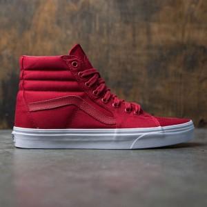 Vans Men Sk8-Hi - Mono Canvas (red)