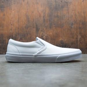 Vans Men Classic Slip-On - Classic Tumble (white)
