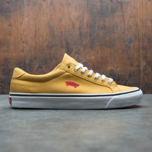 Vans Men Court Icon - Salton Canvas (yellow / dancer)