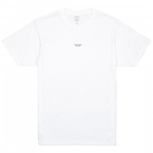 BAIT x Marvel Men White Tee - Tony Stark (white)