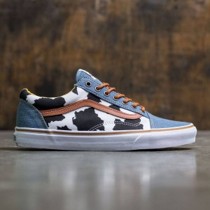 Vans x Disney Pixar Toy Story Men Old Skool - Woody (brown / denim)