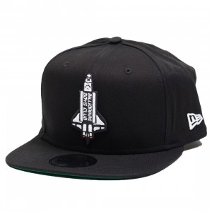 Billionaire Boys Club Booster Snapback Cap (black)