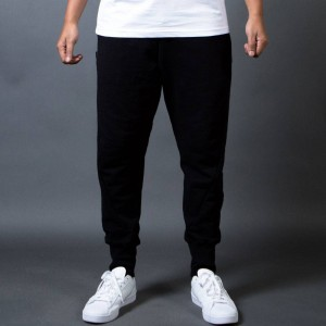 BAIT Men French Terry Jogger Pants - Made In LA (black)