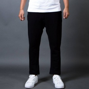 BAIT Men French Terry Japan Pants - Made In LA (black)