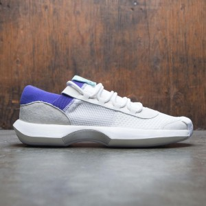 Adidas Consortium x Nice Kicks Men Crazy 1 A//D (white  / off white / energy aqua)