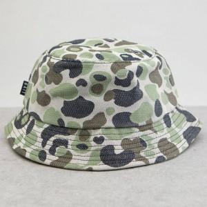 BAIT Script Bucket Hat (camo)