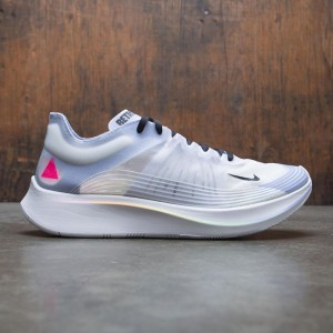 Nike Men Zoom Fly Betrue (white / black-palest purple)