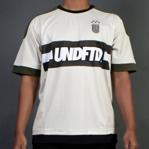 Undefeated Men Undefeated Soccer Jersey (brown / sand)