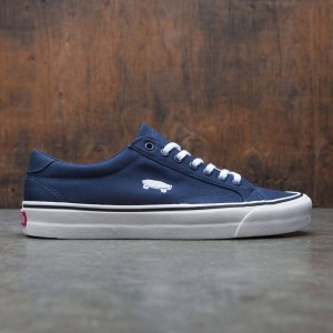 Vans Men Court Icon - Salton Canvas (blue / dress blues)