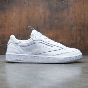 Reebok Men Club C 85 IT (white / skull grey / black)