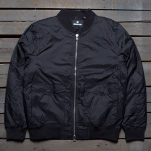 Undefeated Men Nylon Stratus Jacket (black)